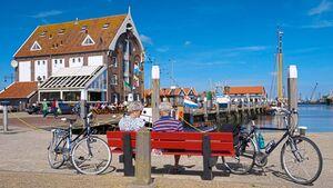 Die Insel Texel ist der nördlichste Punkt unserer Reise.