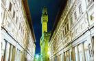 Die Uffizien von Florenz.