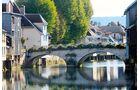"""Die """"große Brücke"""" in Ornans"""