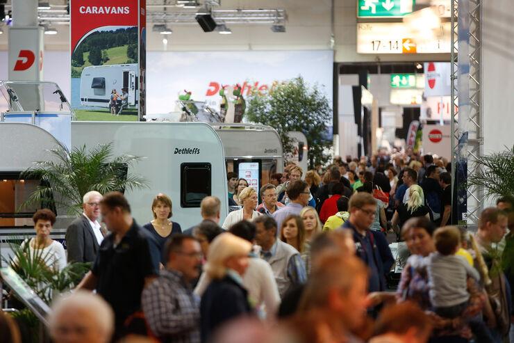 Caravan salon 2015 mitmachen und tickets gewinnen for Salon caravaning