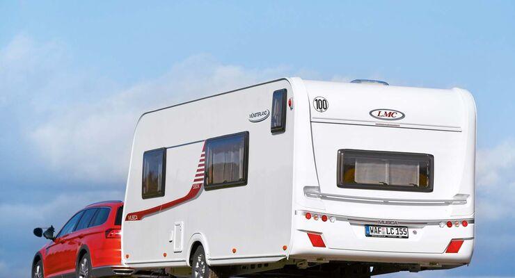 Wohnwagen Etagenbett Lmc : Lmc musica k im test mehrgenerationen caravan caravaning
