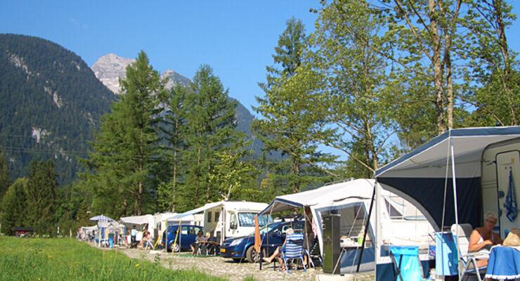 Herbst Grubhof Caravan