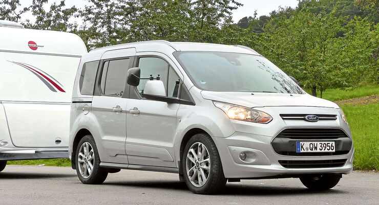 Kompakt-Van Ford Tourneo Connect