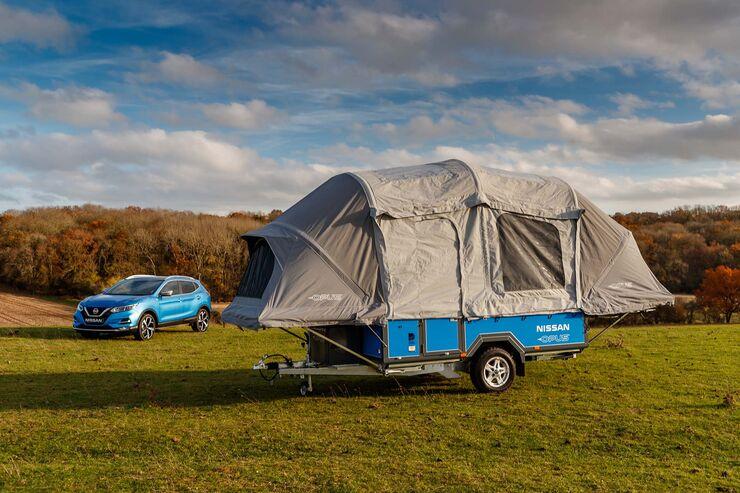 Nissan x Opus Concept Caravan