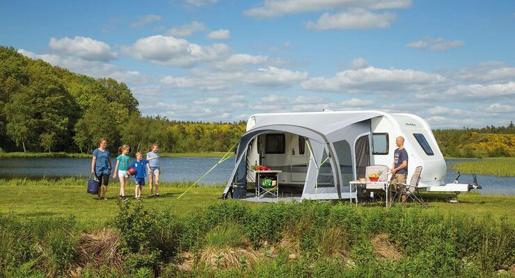 Outwell Smart Air Awnings Imperial