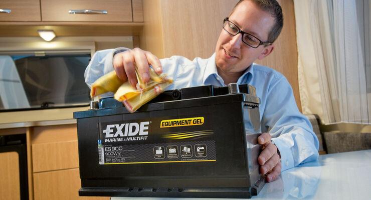 Ratgeber: Batteriepflege