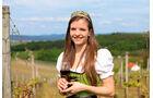 Reise: Churfranken, Weinprinzessin