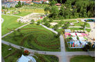 Reise-Journal: Landesgartenschau, Blumenwirbel