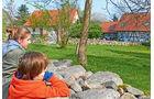 Reise: Mecklenburgische Seen, Carwitz