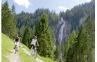 Reise-Serie, Radeln mit Rückenwind