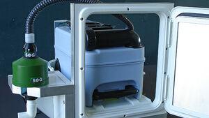 SOG II Camping WC Caravan