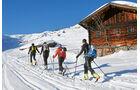 Skitour Gressensteinalm