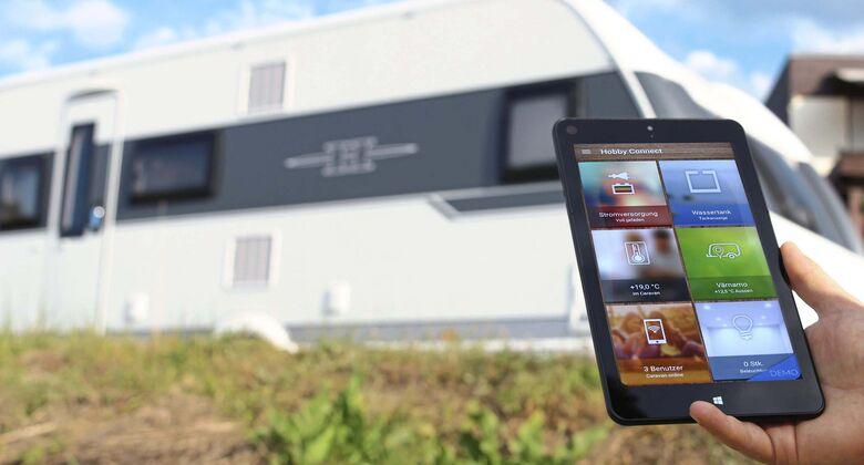Smart Home auf Rädern