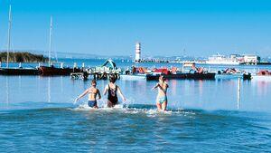Strandcamping Podersdorf am See