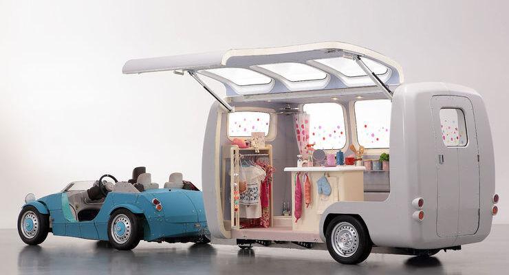 toyota stellt diywohnwagen für kinder auf motor show vor