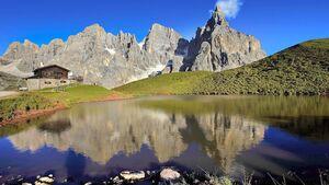 Trentino Berg Palagruppe