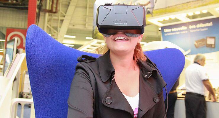 Truma Oculus Virtual Reality Brille