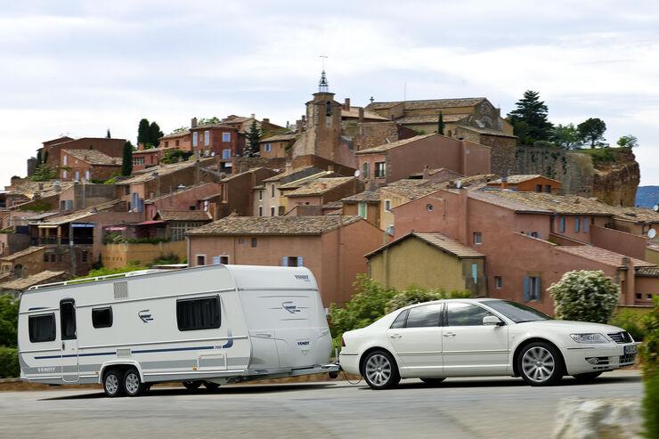 Wohnwagen Fendt Diamant 2009 2010 Caravan