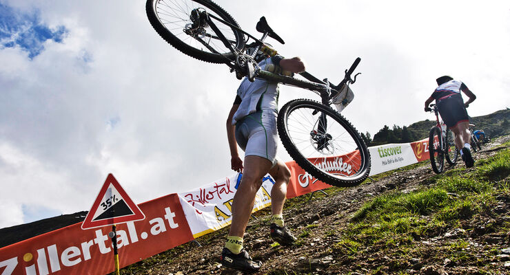 Zillertal Bike Challenge 2014