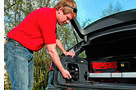 Zugwagen-Test: AUDI A6 Avant, CAR 08/2012 - Anhängerkupplung