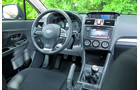 Zugwagen-Test: Subaru XV, CAR 08/2012 - Cockpit