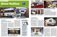 messe nachlese caravan salon d sseldorf caravaning. Black Bedroom Furniture Sets. Home Design Ideas