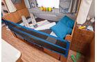 kindgerechte Bett-Sicherung